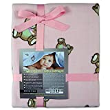 Rivers West Tundra Waterproof Fleece Baby Blanket