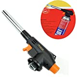 Amrka Outdoor Welding BBQ Tool Auto Ignition Flamethrower Burner Butane Gas Blow Torch