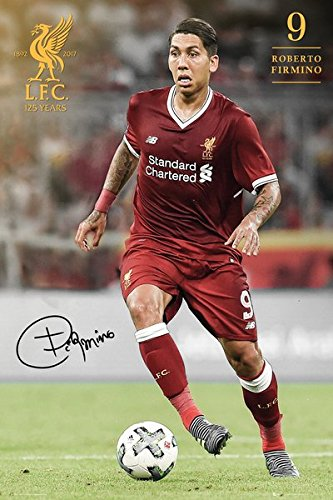 Amazoncom Fc Liverpool Lfc Sports Soccer Poster Print