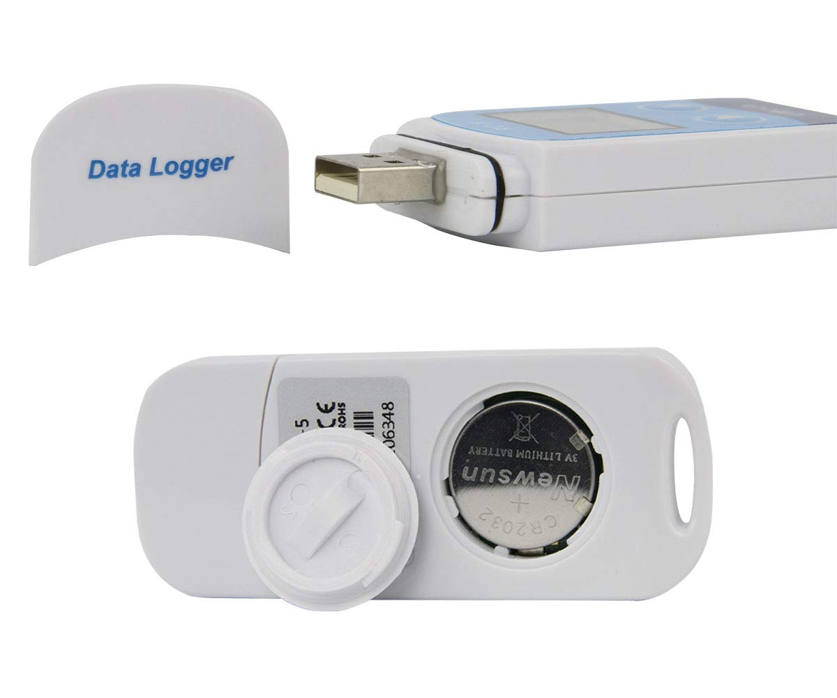 Elitech RC-5 USB Temperature Data Logger Recorder 32000 Points High Accuracy