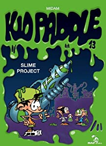 """Afficher """"Kid Paddle n° 13 Slime project"""""""