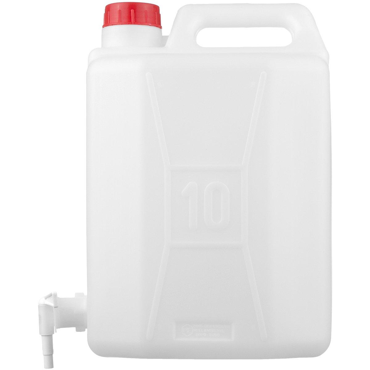 M82210R CIS Bid/ón para Alimentos Extra de Polietileno no t/óxico 10/litros