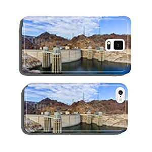 Hoover Dam at the Colorado River. cell phone cover case Samsung S6