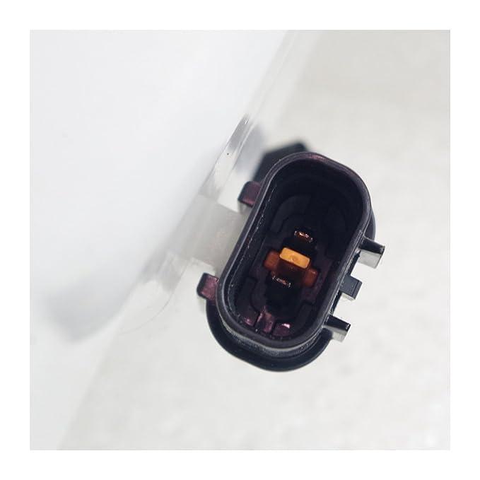 Arandela Depósito para Kia Optima 12 - 15 Bomba de montaje w/tapa y Sensor (EXC. Modelo híbrido) Estados Unidos construido sustituye OE número 986204 ...