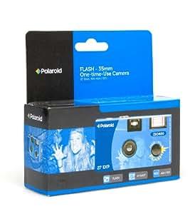 Polaroid - Cámara de fotos desechable (27 fotos)