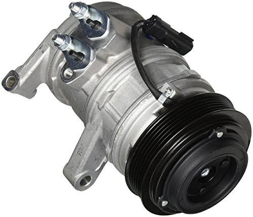 Four Seasons 68357 New A/C Compressor with Clutch