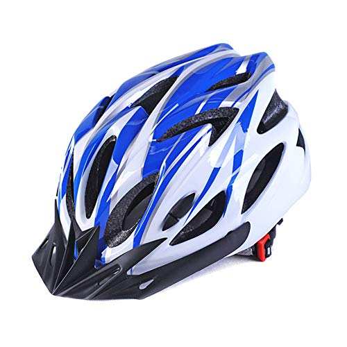 Tenflyer Bike Helmetb, adult Bike Helmet, Mountain Bike Integrally Molding for Bike Bicycle Cycling Men Women