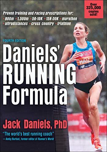 Book Cover: Daniels' Running Formula