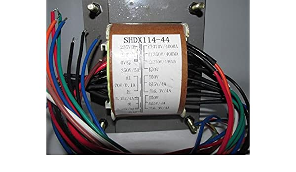 ws-xing 300B / EL34 / KT88 push-pull / single-ended amplifier power