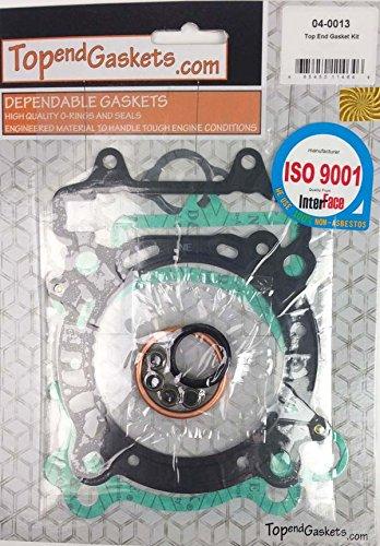 (Top End Head Gasket Kit Set KAWASAKI KX450F KX 450F 2009-2014)