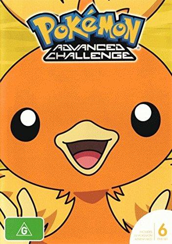pokemon advanced challenge dvd - 6