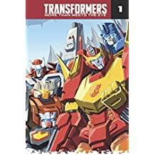 Transformers: More Than Meets The Eye Box Set by James Roberts (2015-12-15)