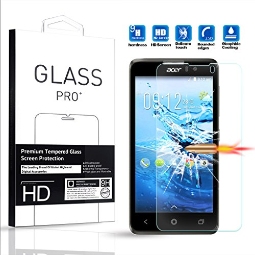 Tempered Glass Screen Protector for Acer Liquid Z520 - 9