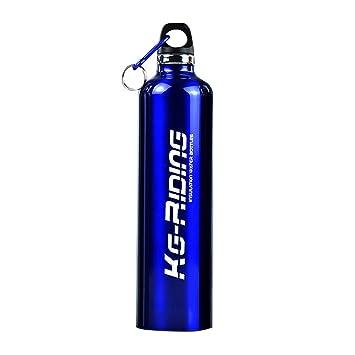 Dehang - 750ml - Botella Bidón de Agua de deporte de Acero ...