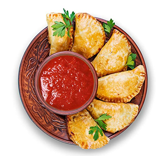 Takeout Kit, Argentinian Empanadas Meal Kit, Serves 4