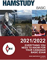 Hamstudy Basic 2021/2022: Everything you need to know for your Canadian Amateur Radio Basic Qualification Exam
