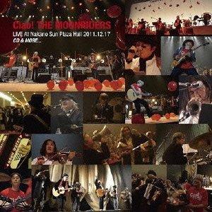 Ciao! THE MOONRIDERS LIVE at NAKANO SUNPLAZA HALL  2011.12.17 CD & MORE...                                                                                                                                                                                                                                                                                                                                                                                                <span class=