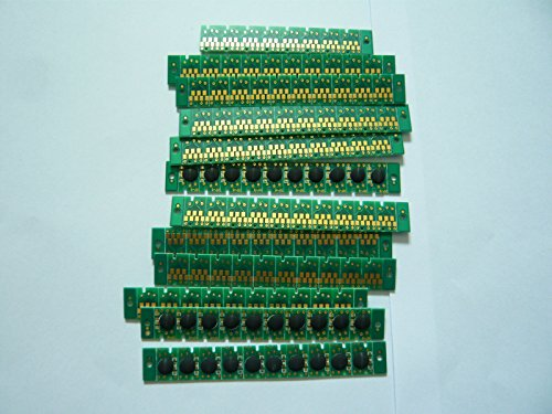 100pcs Compatible T5846 Chips Used For PictureMate PM225 PM200 PM300 PM240 PM260 PM280 PM290 printer Ink Cartridge Chips - Ink Compatible T5846