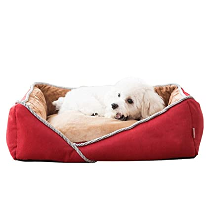 DSADDSD *Casa para Mascotas Cama para Mascotas Lavable para Perros Estera para Gatos Cat Litter