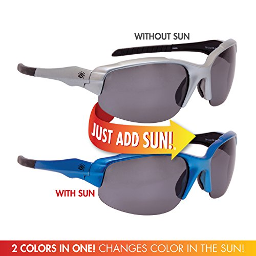 aaf6b6f8f4ec Solize Color-Changing Polarized Sunglass by Del Sol Against Theft ...