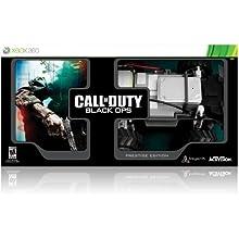 Call of Duty: Black Ops Prestige Edition -Xbox 360