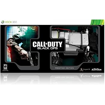 Image of Games Call of Duty: Black Ops Prestige Edition -Xbox 360