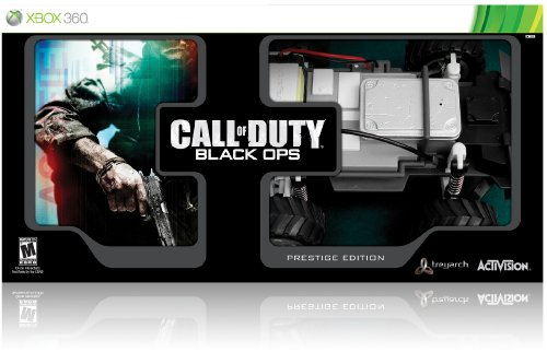 Call Duty Black Ops Prestige Xbox product image