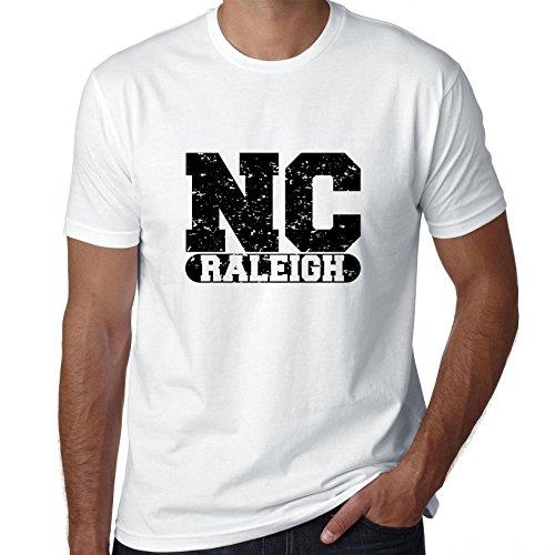 Raleigh, North Carolina NC Classic City State Sign Men's -