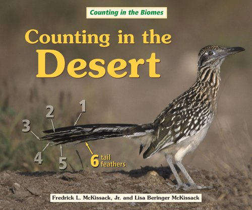 Books : Counting in the Desert (Counting in the Biomes)