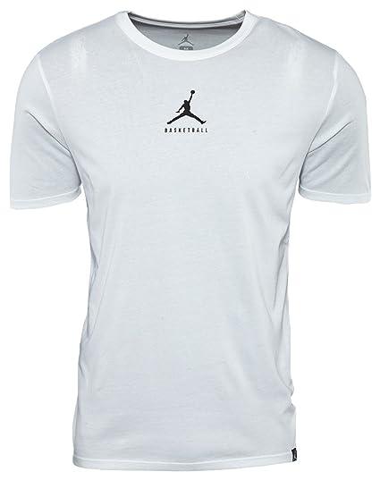 Nike Mens Jordan Dry 23/7 Jumpman Basketball T-Shirt at Amazon Men\u0027s  Clothing store: