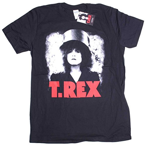 Old Skool Hooligans T. Rex T Shirt -The Slider Marc Bolan 100% Official Glam Rock - - Slider Rex