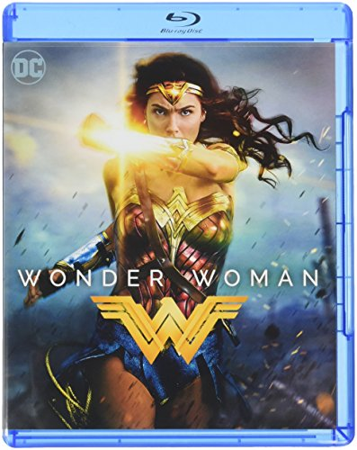 DVD : Wonder Woman [Blu-ray]