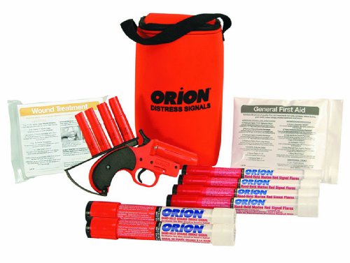Orion Signal Kit Bag with First-Aid Kit
