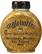 Inglehoffer Stone Ground Mustard, 280ml