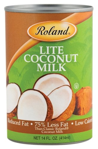 Roland Coconut Milk Lite Ounce