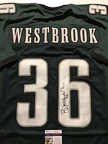Brian Westbrook Mini - 2