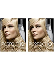 Clairol Perfect 10 By Nice 'N Easy Hair Color Kit (Pack...
