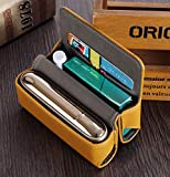 Goodern Case for IQOS 3.0 High PU Leather Wallet