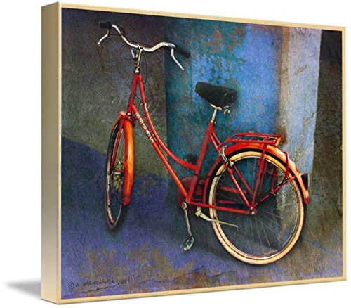 Imagekind Wall Art Print Entitled Bike in The Train Station, Milano by R Christopher Vest | 10 x ()