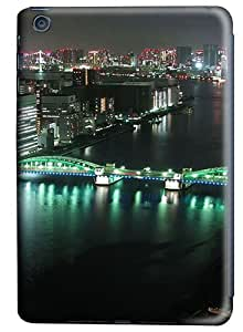 iPad Mini Case and Cover -Tokyo Panorama PC case Cover for iPad Mini