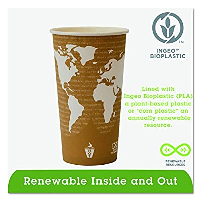 Eco-Products - GreenStripe Renewable & Compostable Hot Cups.2
