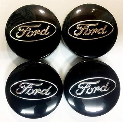 Ford Connect 2013-2017 Tapa Centro De Rueda en Negro