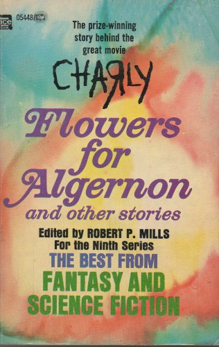 Flowers for Algernon and Other Stories (The Best from Fantasy and Science Fiction, Ninth Series)