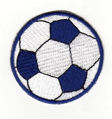 Bestellmich - Parche termoadhesivo, diseño de balón de fútbol ...