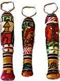 Three Heavy Duty Mexican Wooden Classic Bottle Openers Hand Carved Pack Bar Gift Review