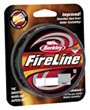 Berkley Fused Crystal Fireline, 6/2 Lb, 125 Yd , Flame Green