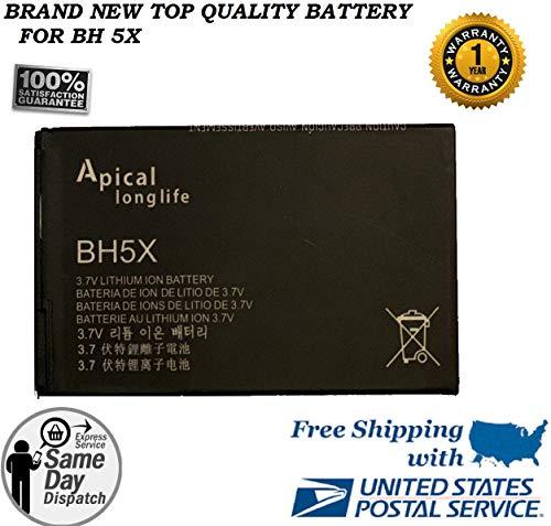 Replacement Battery BH5X 1500mAh Droid X MB810 X2 MB870 (Motorola Droid X2 Battery)