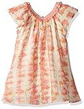 toddler girls tie dye - Jessica Simpson Toddler Girls' Tie-Dye Dress, PCH Amber Print, 2T