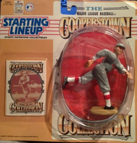 1993 Babe Ruth Cooperstown Collection Kenner Starting Lineup (Babe Collections)