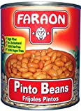 FARAON Pinto Beans Can, 39 Ounce (Pack of 12)